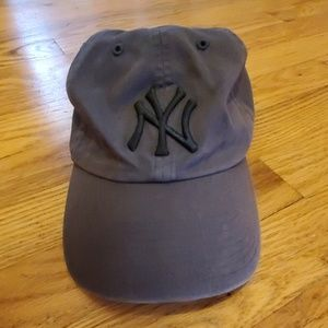 Fourty Seven 47 brand vintage gray Yankees dad hat
